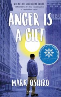 Book Cover: Anger is a gift