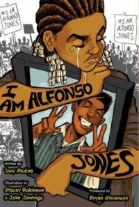 Book Cover: I am Alfonso Jones