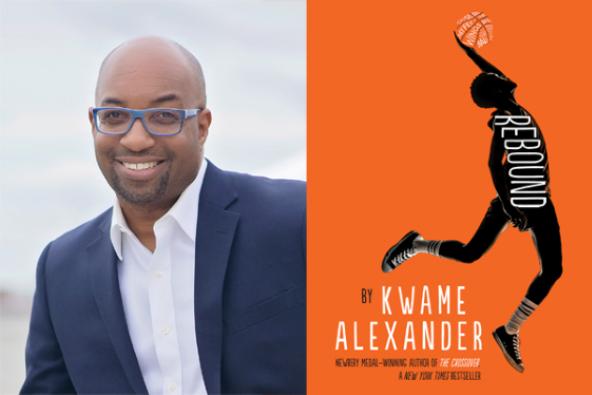 Kwame Alexander - author