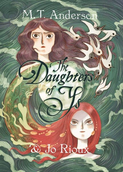 The Daughters of Ys Book Cover