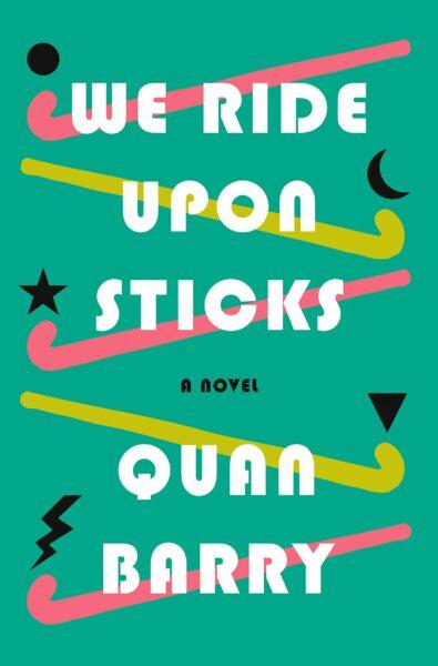 We Ride Upon Sticks book cover