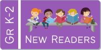 brand new readers button