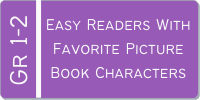 favorite picture book characters