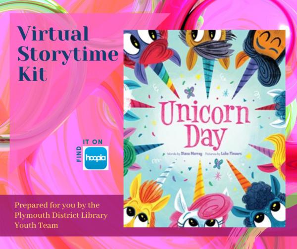Unicorn Day cover