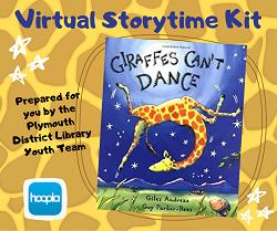VSK Giraffes cant dance