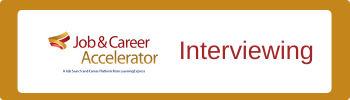 Jobs and Career: Interviewing