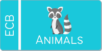 animals button