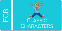classic characters button