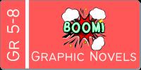 graphic novels button