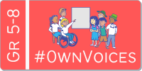 own voices button