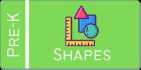 shapes button