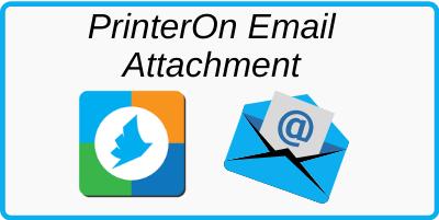 printeron email