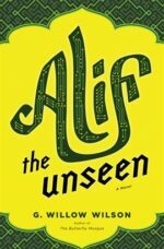 Book Cover: Alif the unseen