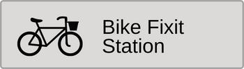 bike fixit station