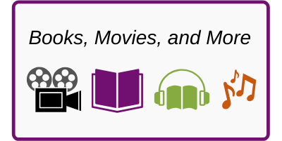 books, movies, and more