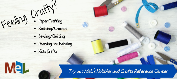 Mel's Hobbies and Crafts database
