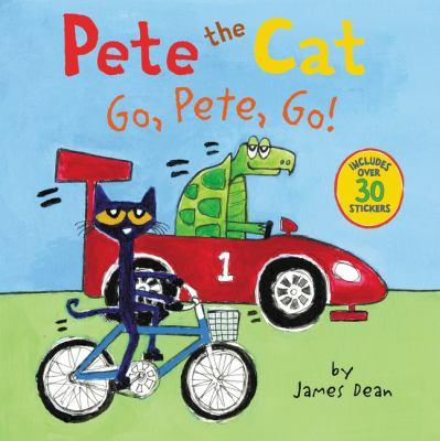 Pete the Cat- Go, Pete, Go!