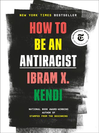 how to be Anti Racist book cover