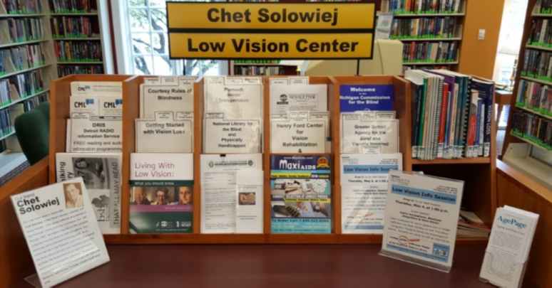 picture of low vision collection
