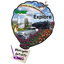 Logo for Michigan Activity Pass Program