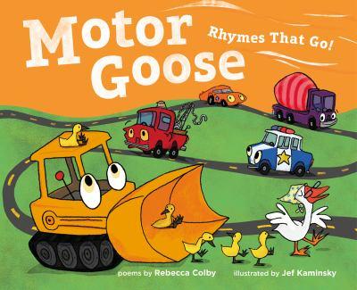Motor Goose Rhymes that Go!