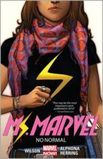 Cover: Ms Marvel Comic