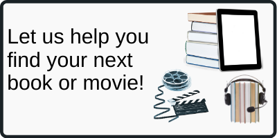 let us help you find your next book