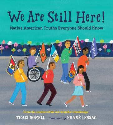 Indigenous Peoples Day Booklist